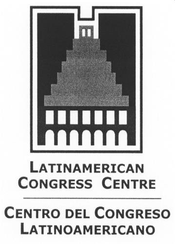 LATINAMERICAN CONGRESS CENTRE & DESIGN