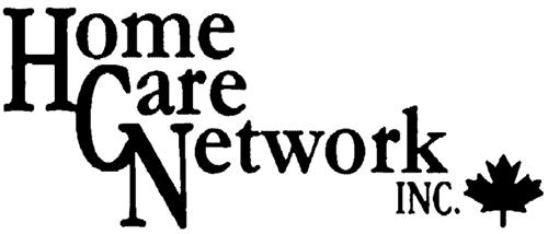 HOME CARE NETWORK INC.
