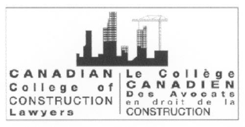 CANADIAN COLLEGE OF CONSTRUCTI