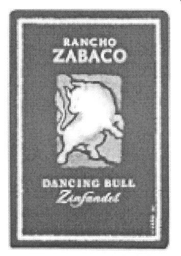 DANCING BULL & Design