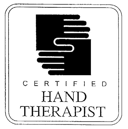 HAND THERAPY CERTIFICATION COM