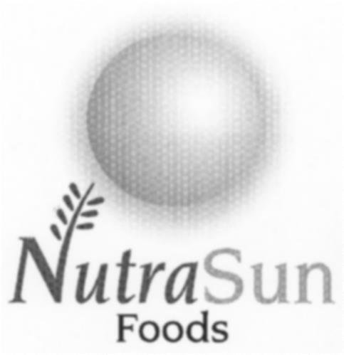 NutraSun Foods Ltd.