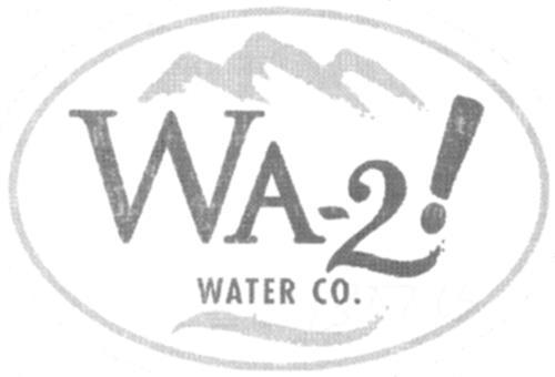 WA-2 Water Company Ltd