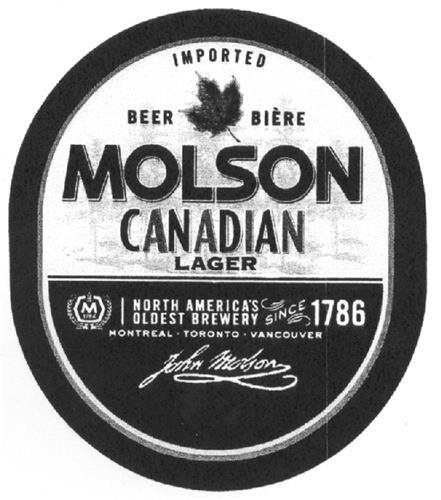 Molson Canada 2005