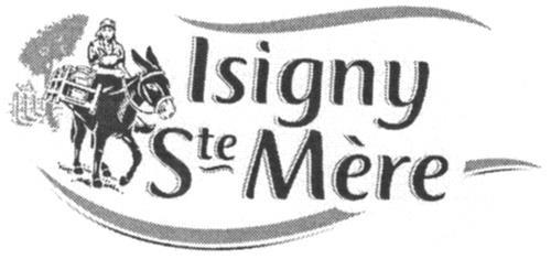 ISIGNY SAINTE-MERE (Société Co