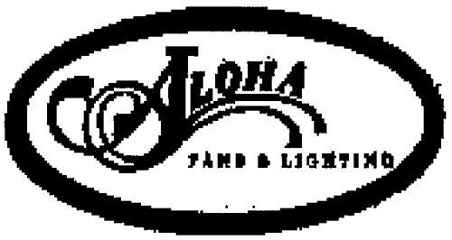 ALOHA HOUSEWARES, INC. a Texas