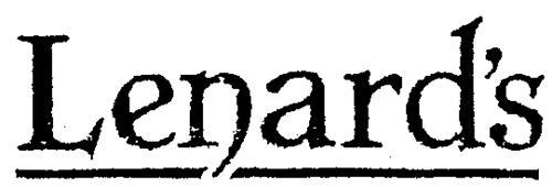 Lenard's Group Holdings Pty Lt