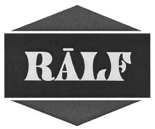 RALF TECHNOLOGIES GROUP USA IN