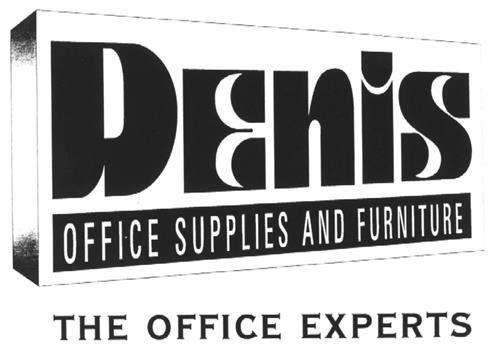 Fournitures de bureau Denis In