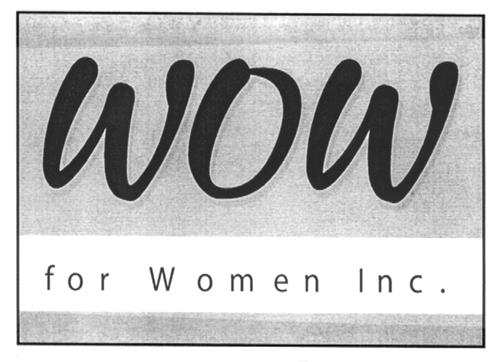 WOW FOR WOMEN INC.