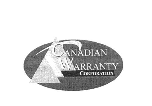 CANADIAN WARRANTY CORPORATION