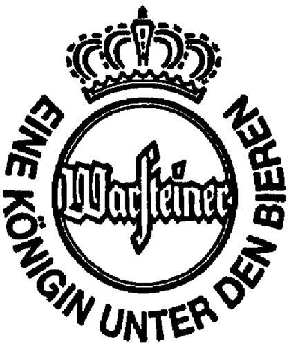 WARSTEINER & Design