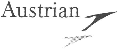 Austrian Airlines Oesterreichi