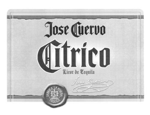 Tequila Cuervo, S.A. de C.V.