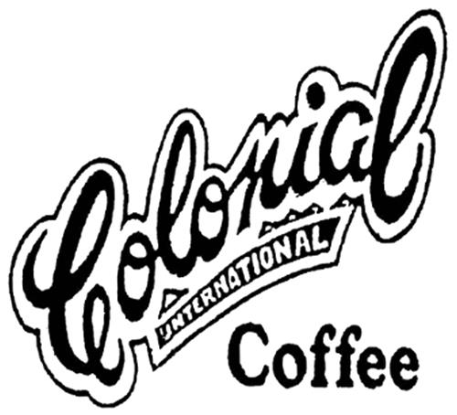 Colonial Coffee Roasters, Inc.