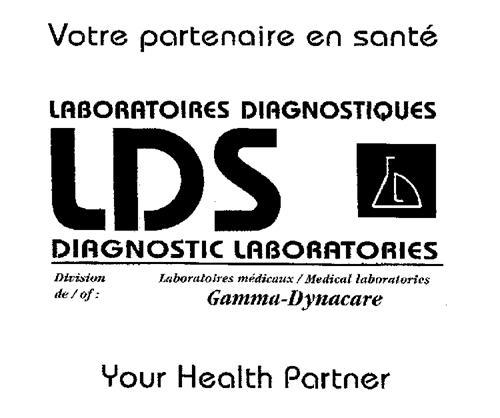 LDS LABORATOIRES DIAGNOSTIQUES