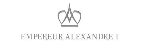 MONTRES EMPEREUR ALEXANDRE 1 S