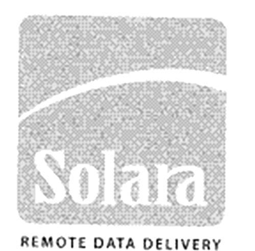 Solara Remote Data Delivery In