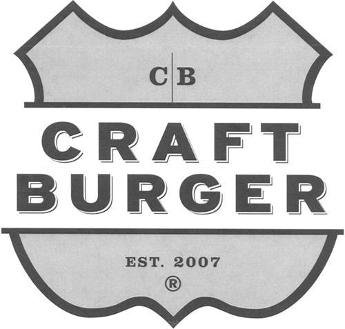 Craft Burger Inc.