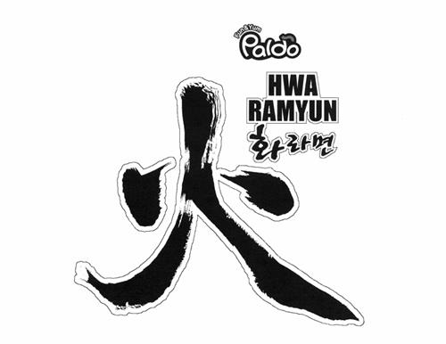 HWA RAMYUN KOREAN Character & Design
