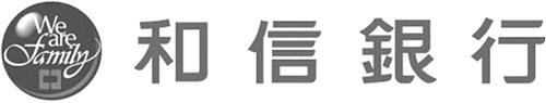 WE ARE FAMILY LOGO & CHINESE CHARACTERS (COLOUR)
