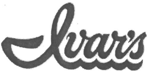 Ivar's Inc.