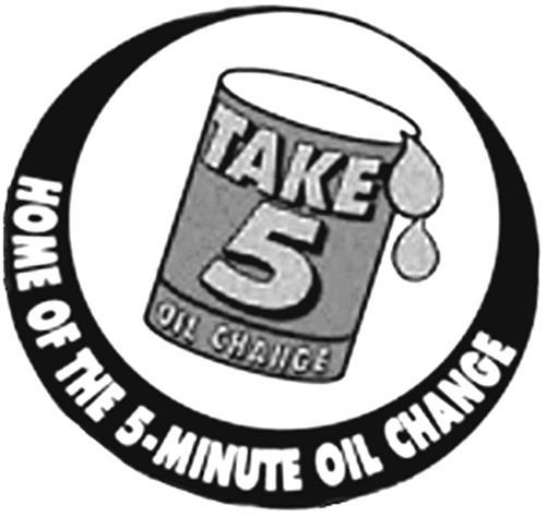 TAKE 5 LLC