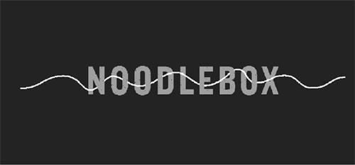 Noodlebox Franchising Ltd.