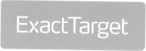 ExactTarget, Inc. a Delaware c