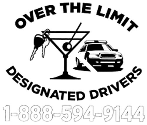 Over The Limit Designated Driv