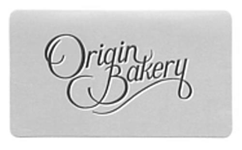 ORIGIN GLUTEN-FREE BAKERY LTD.