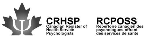 Canadian Register of Health Se