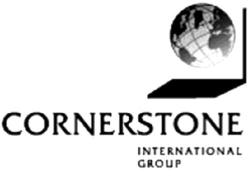 CORNERSTONE INTERNATIONAL GROU