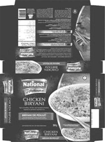 NATIONAL FOODS LIMITED, a lega