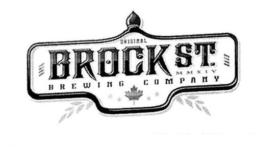 Brock Street Brewing Company L