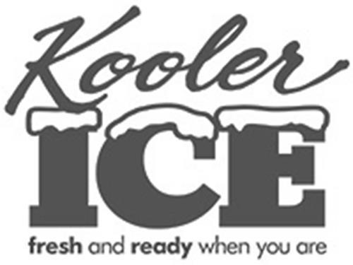 Kooler Ice, Inc.
