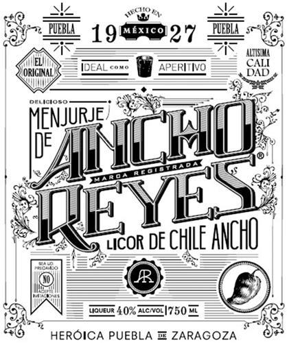 ANCHO REYES (& design)