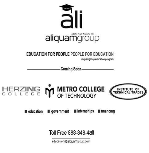 aliquamgroup inc