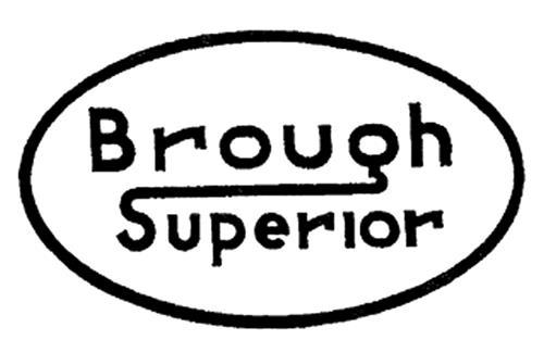 BROUGH SUPERIOR MOTORCYCLES LI