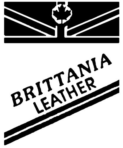 BRITTANIA LEATHER WORKS LTD.,