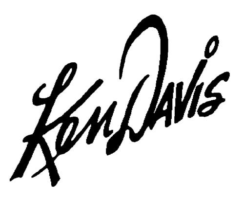 KEN DAVIS PRODUCTS, INC.,