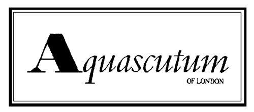 Aquascutum Limited ( a Hong Ko