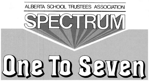 THE ALBERTA SCHOOL TRUSTEES' A