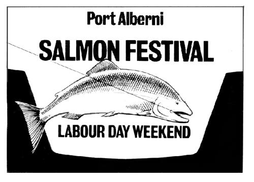 PORT ALBERNI SALMON FESTIVAL S
