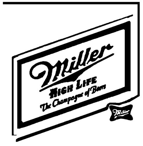 MILLER BREWING COMPANY,