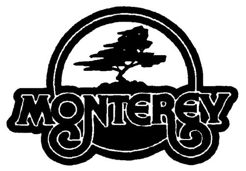 MONTEREY MANUFACTURING COMPANY