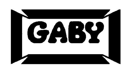 GABY JUNIORS SPORTSWEAR INC.,