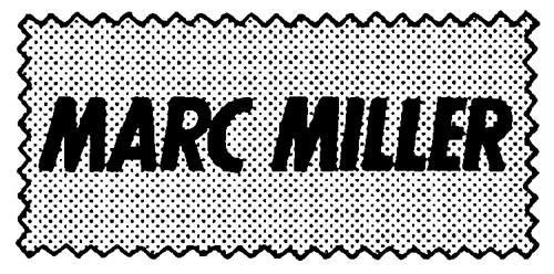 MARC MILLER CONCEPT, S.A.R.L.,