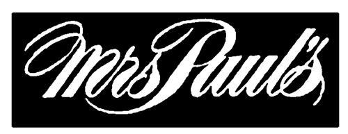 MRS. PAUL'S KITCHENS, INC.,