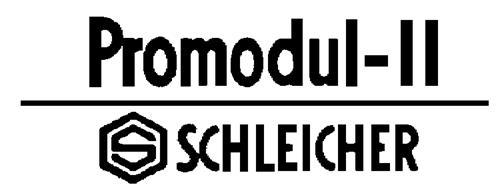 SCHLEICHER GMBH & CO. RELAIS-W